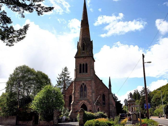 Hotels in ballater - The Auld Kirk