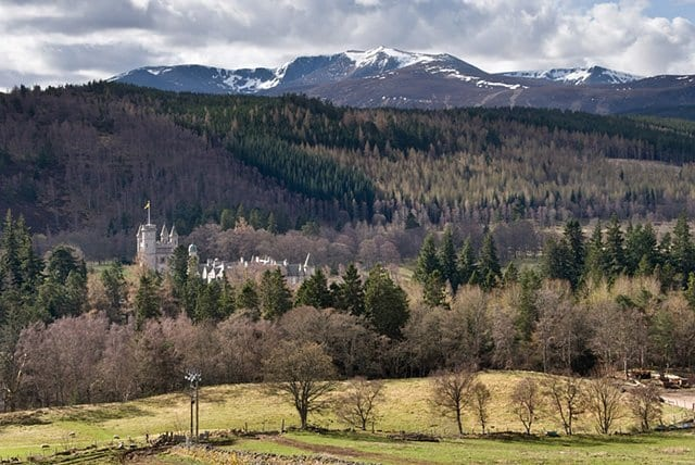ballater balmoral estate: things to do in Ballater