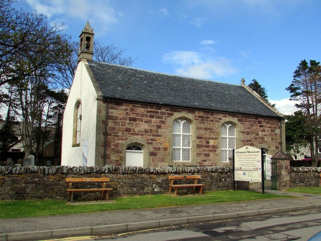 ullapool museum is one of the top things to do in ullapool