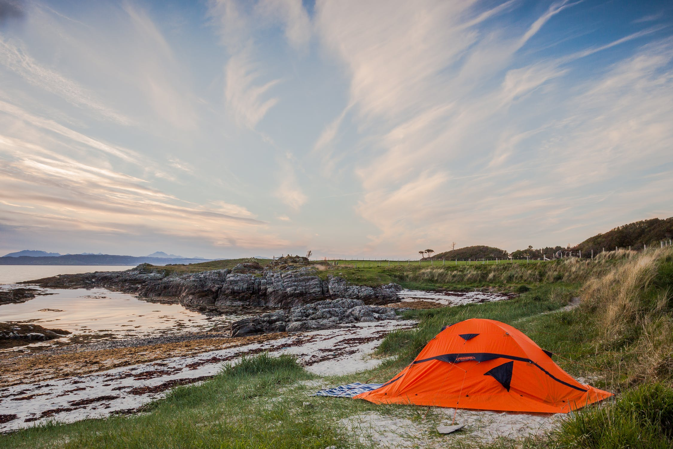 camping in stonehaven