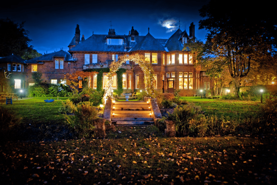 Savoy Park Hotel is one of the top hotels in ayr