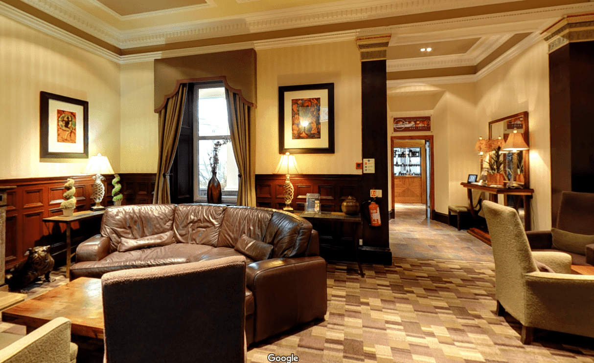 Fairfeild House Hotel is one of the top hotels in ayr