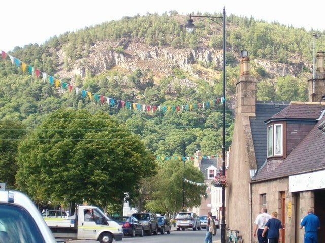 Craigendarroch Hill: things to do in Ballater