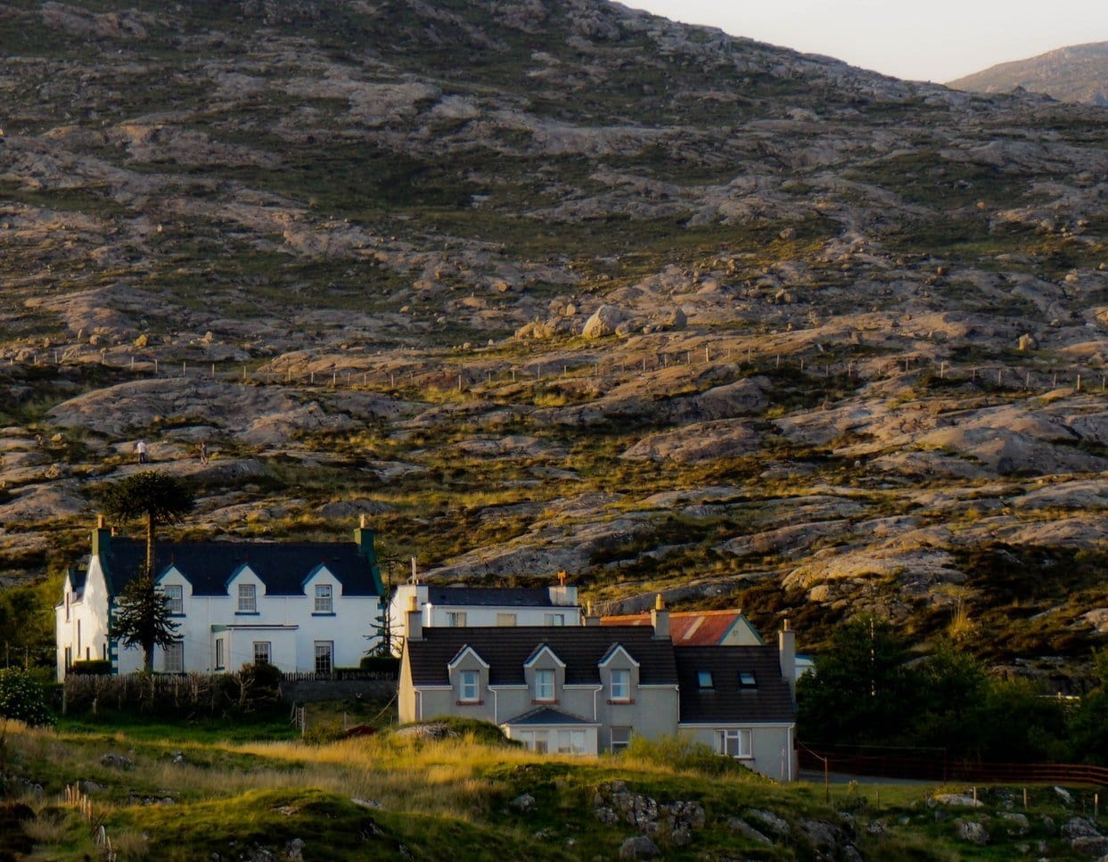 houses on isle of harris