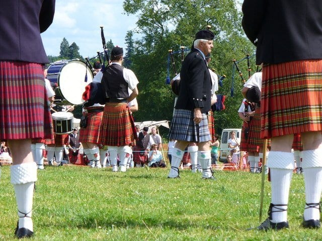 Ballater Highland Games: things to do in Ballater
