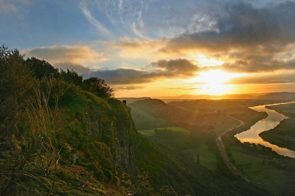 things to do in perth Kinnoull Hill