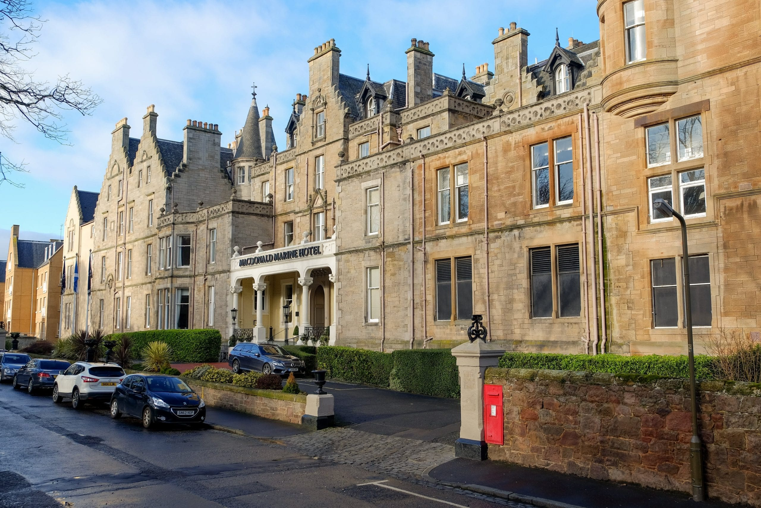 hotels in north berwick