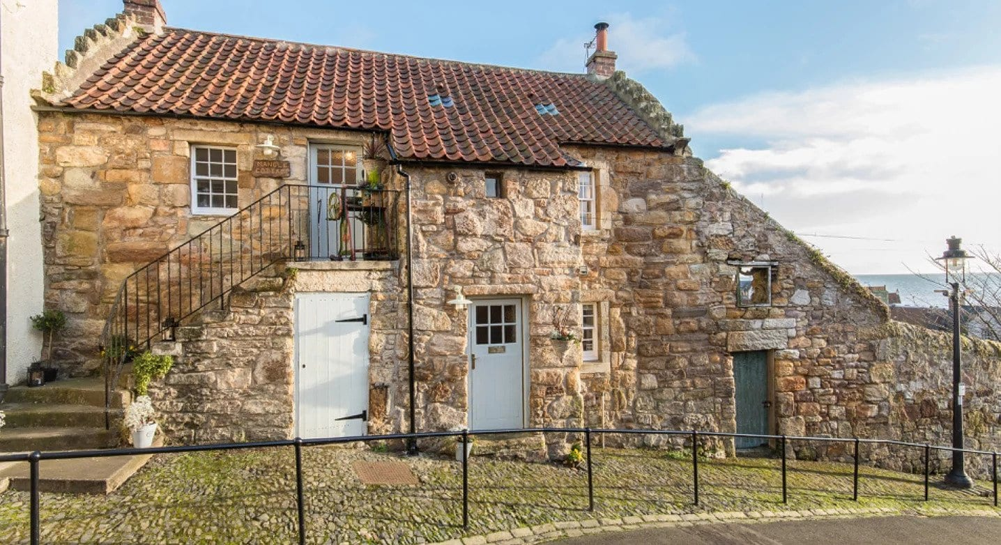 Mangle Cottage accomodation in Anstruther