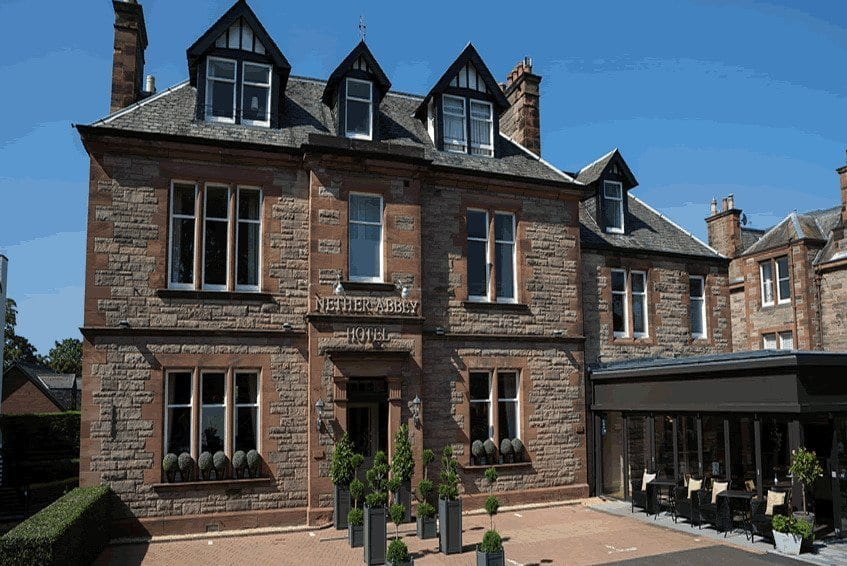 hotel in north berwick