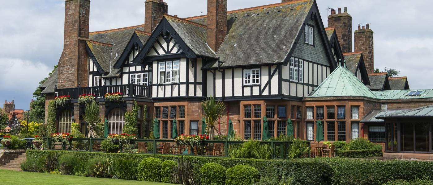 Piersland House accomodation in Troon