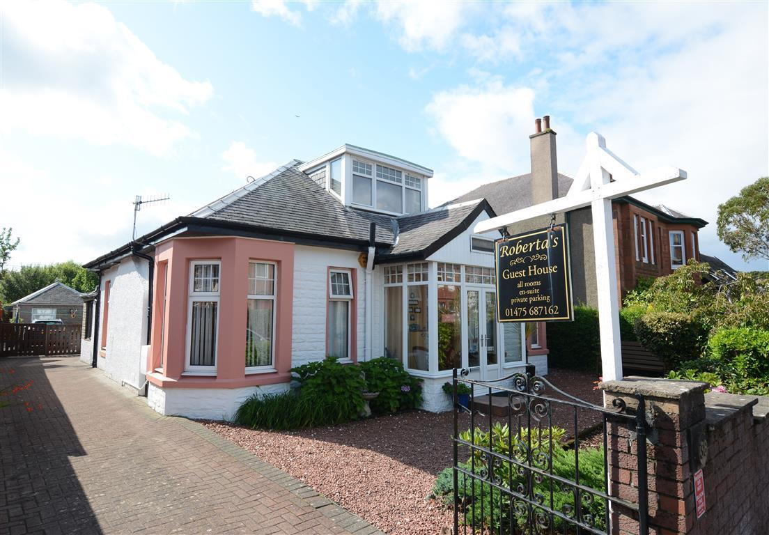 Roberta's guest house is one of the top hotels in Largs