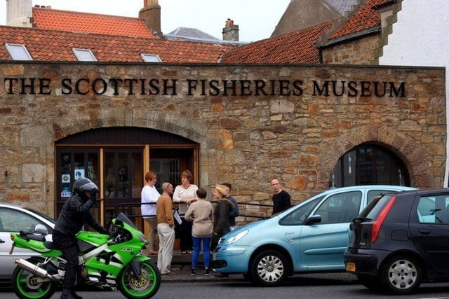 Scottish fisheries museum things to do in anstruther