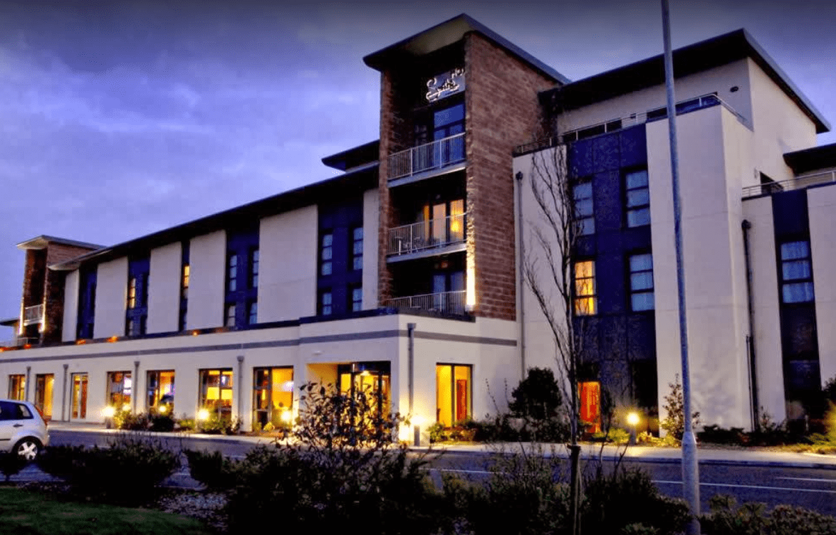 hotels in gretna