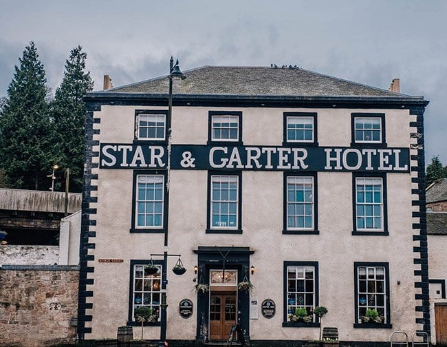 hotels in linlithgow