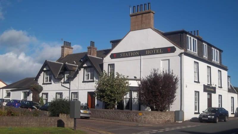 Station Hotel Stonehaven