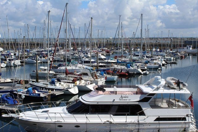 Troon Yacht Marina things to do in troon