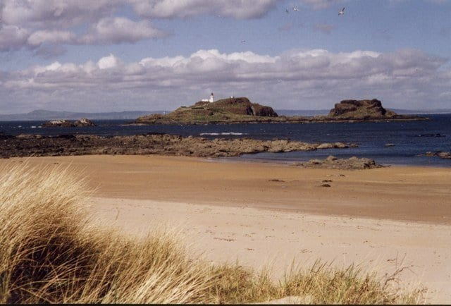 things to do in north berwick