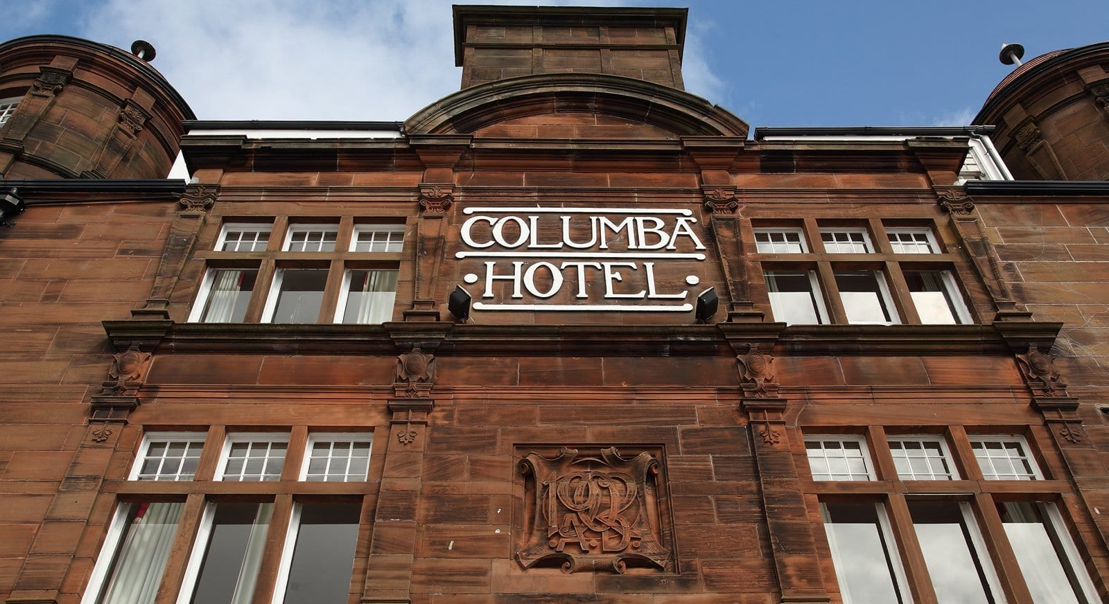 Columbia Hotel is one of a few hotels in Oban