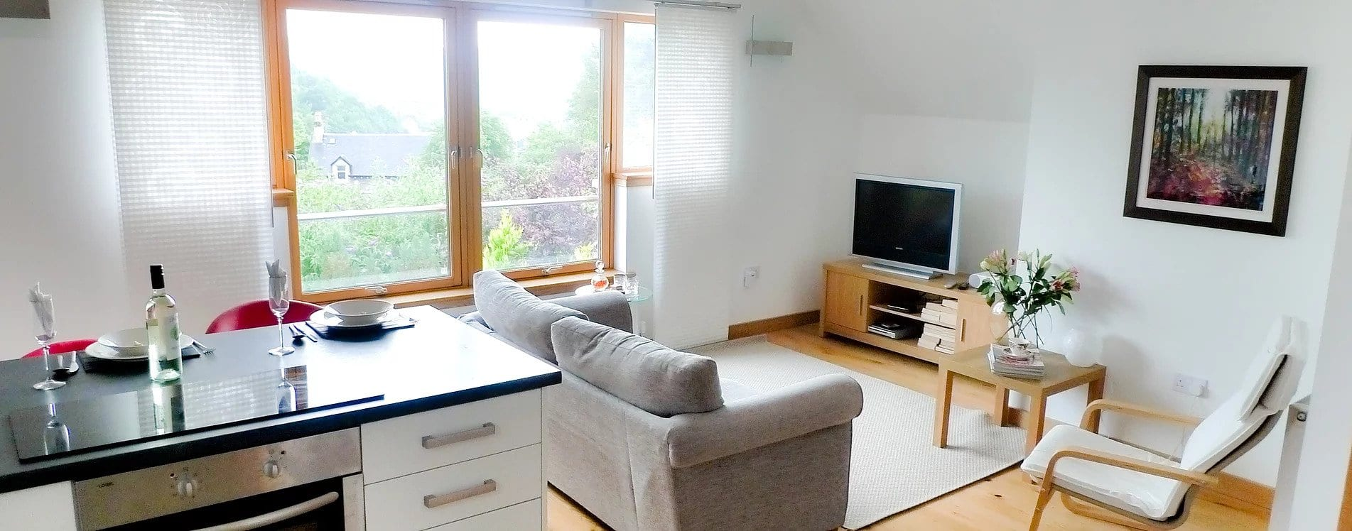 rowan tree apartments is a self catering apartment in oban
