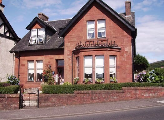 St Leonards Guest House is one of the top hotels in Largs