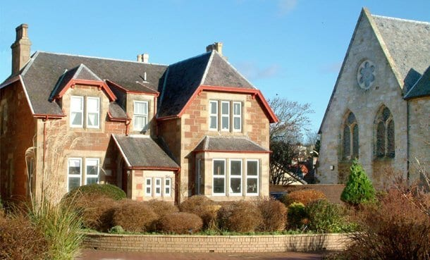 The Old Rectory is one of the top hotels in Largs