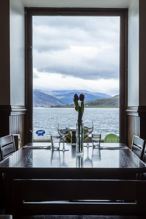 The Arch Inn is a good accomodation in ullapool