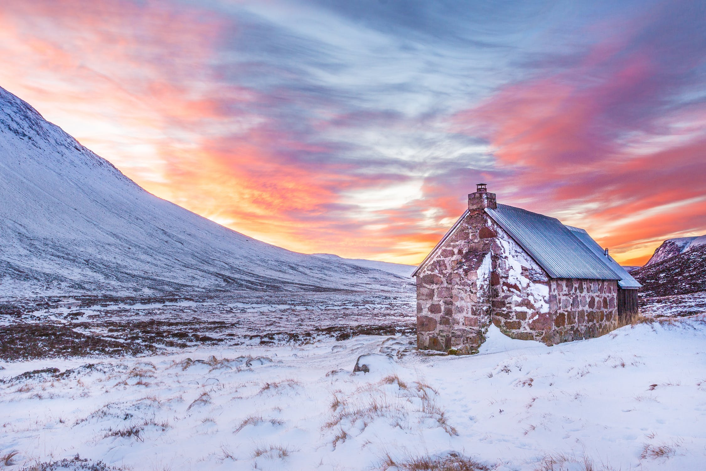 Scotland Packing List For Winter