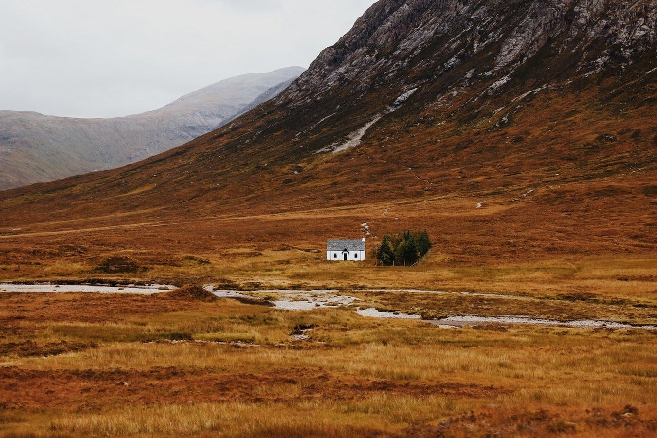 Scotland Packing List For Autumn