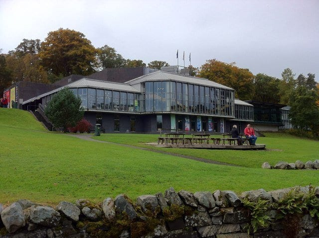 things to do in Pitlochry 4 - Pitlochry Festival Theatre