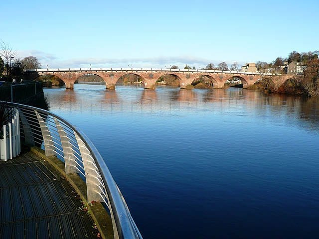 River Tay things to do perth