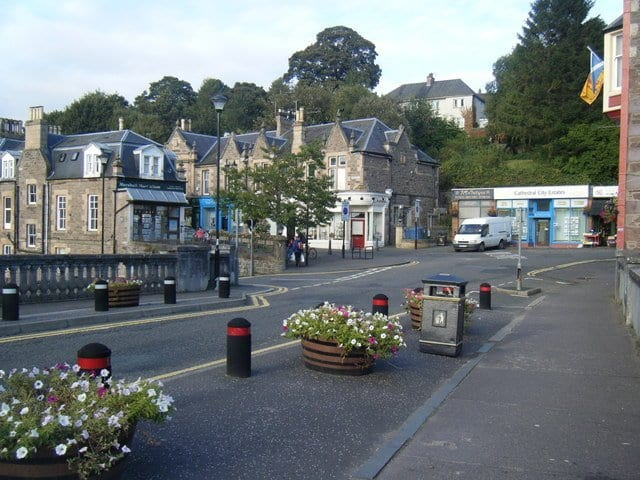 things to do in dunblane