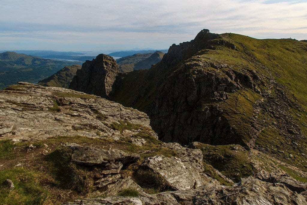 Arrochar Alps: things to do in Arrochar