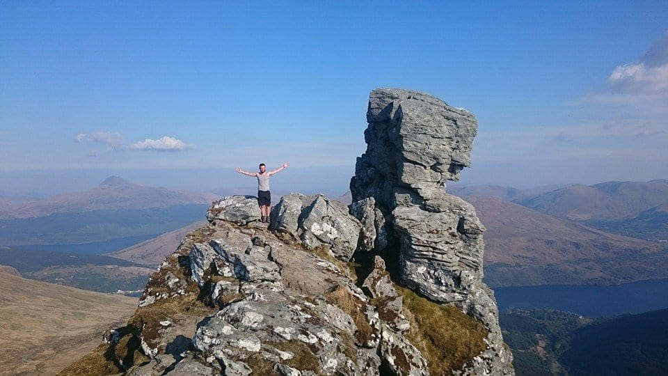 The Cobbler (Ben Arthur): things to do in Arrochar