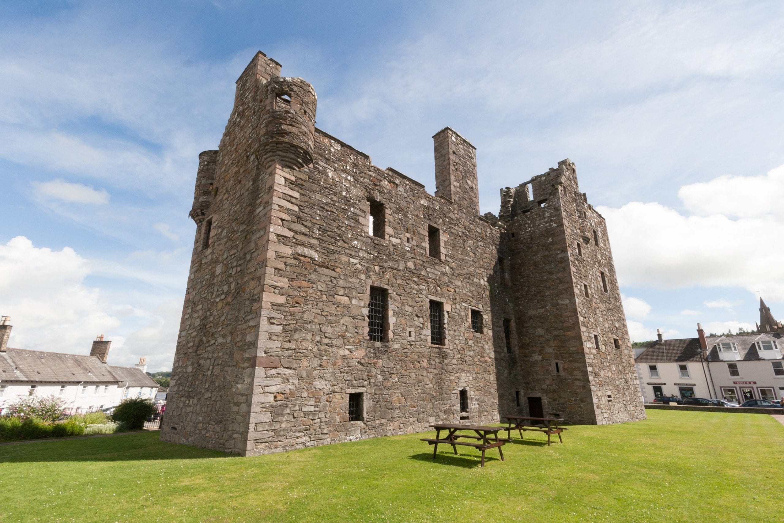 things to do in Kirkcudbright