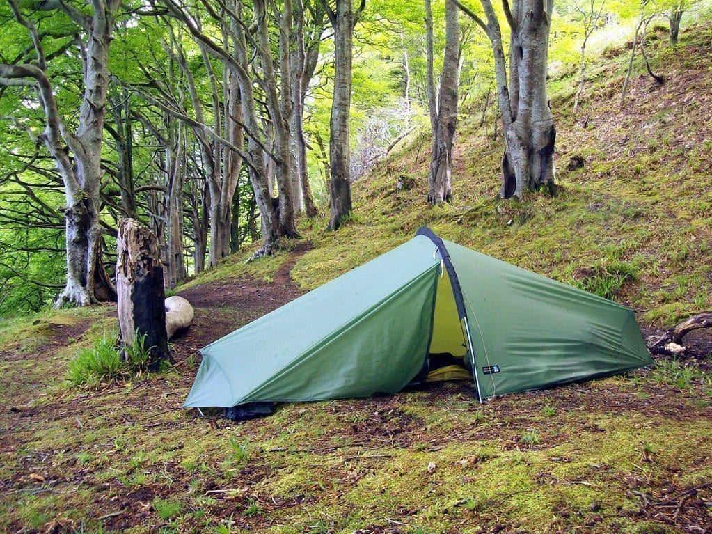 Wild Camping: things to do in Arrochar