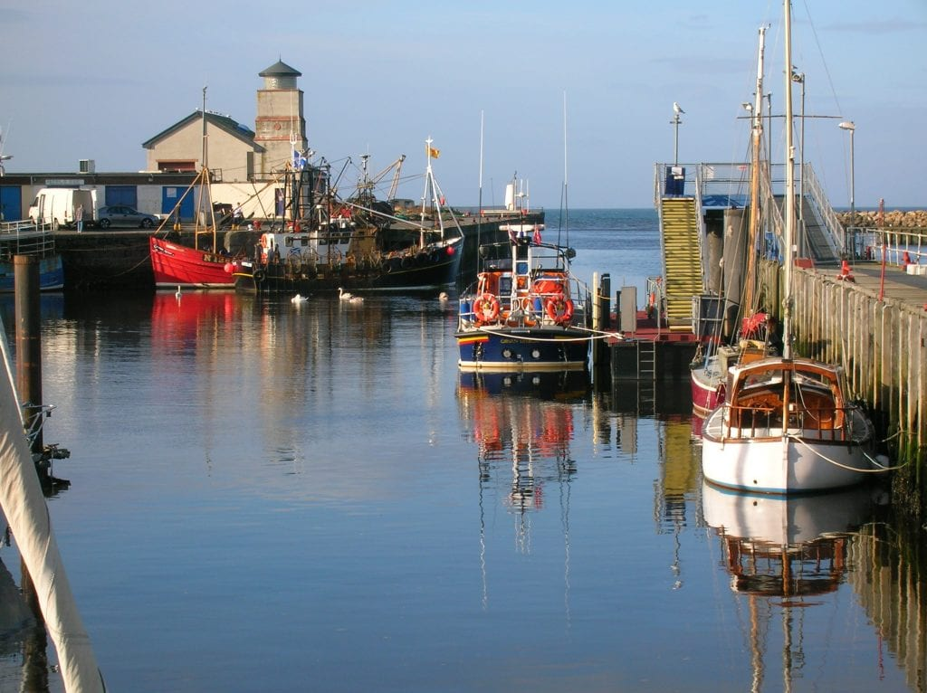 things to do in Girvan harbour