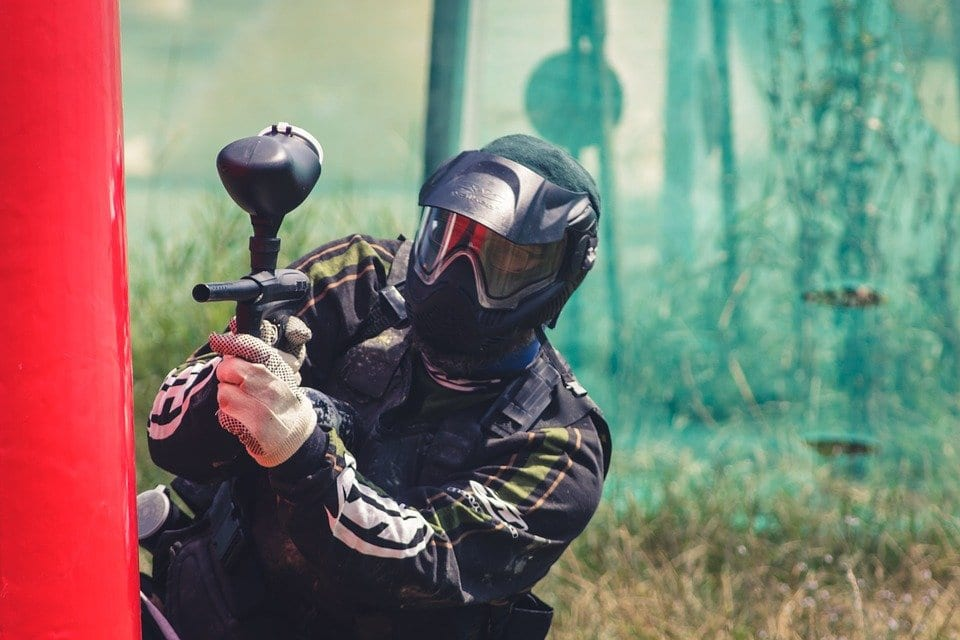 paintballing - things to do in Aviemore