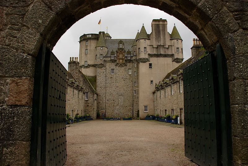 Castles - things to do in Inverurie