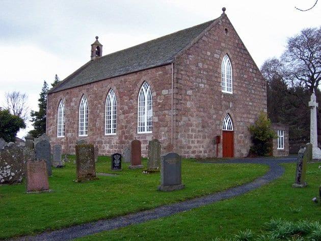 Gairoch Church