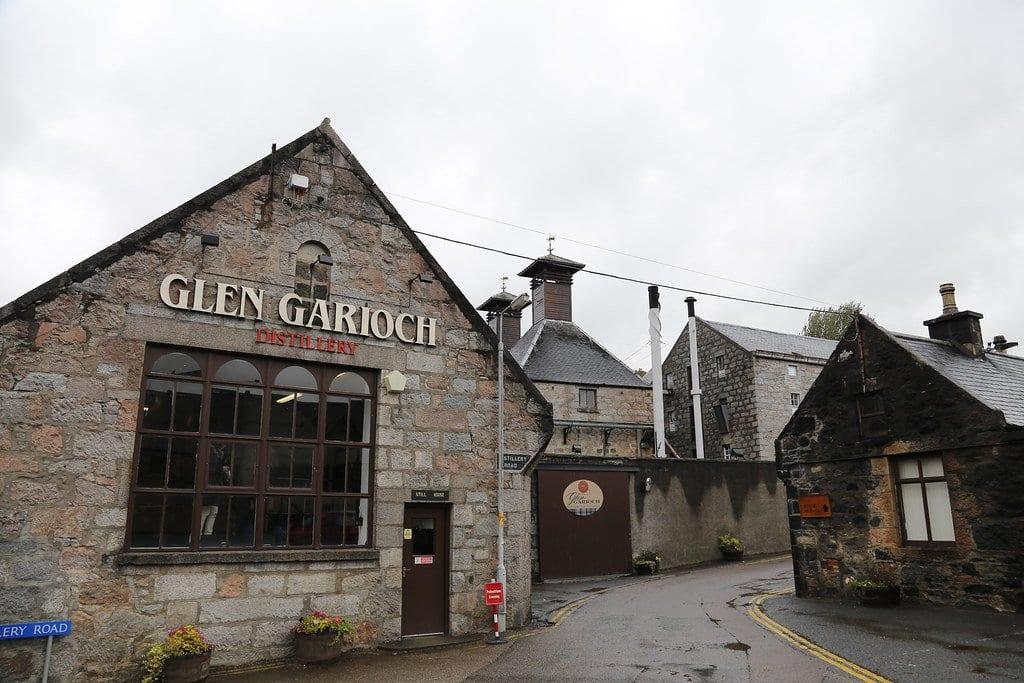 Glen Garioch Distillery - things to do in Inverurie