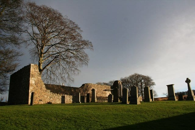 Kinkell Church - things to do in Inverurie
