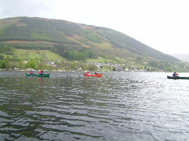 Loch Earn Watersports Centre things to do in lochearnhead