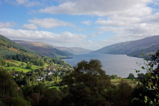 Loch Earn itself is a fine things to do in lochearnhead