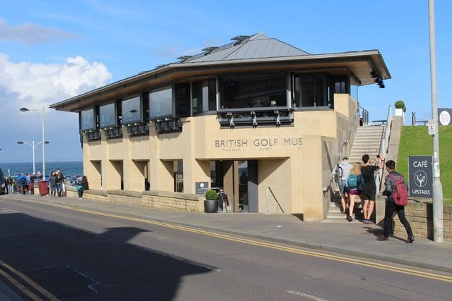British Golf Museum - things to do in St Andrews