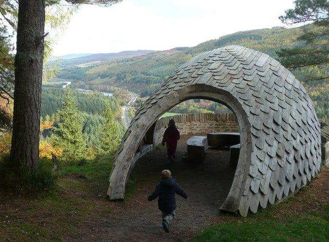 Pine Cone Point: things to do in Dunkeld