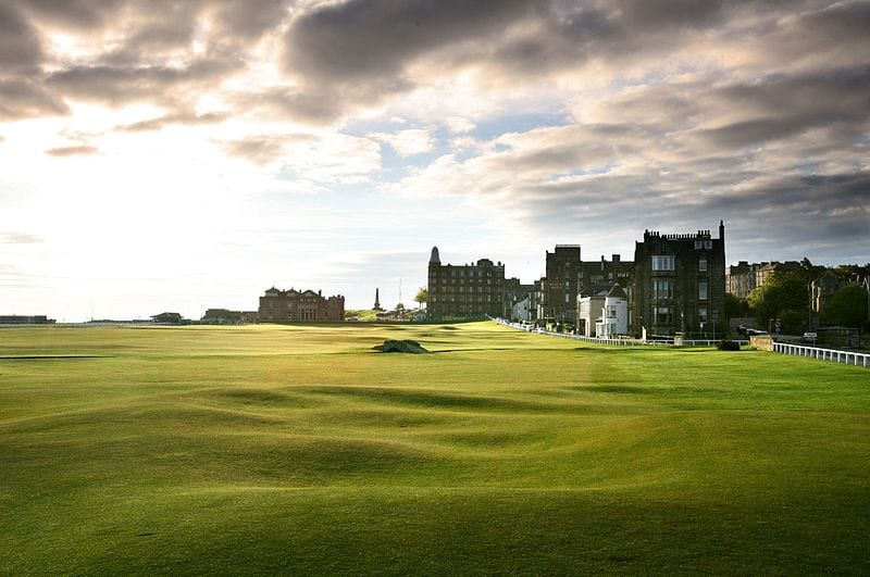 st andrews links - things to do in st andrews