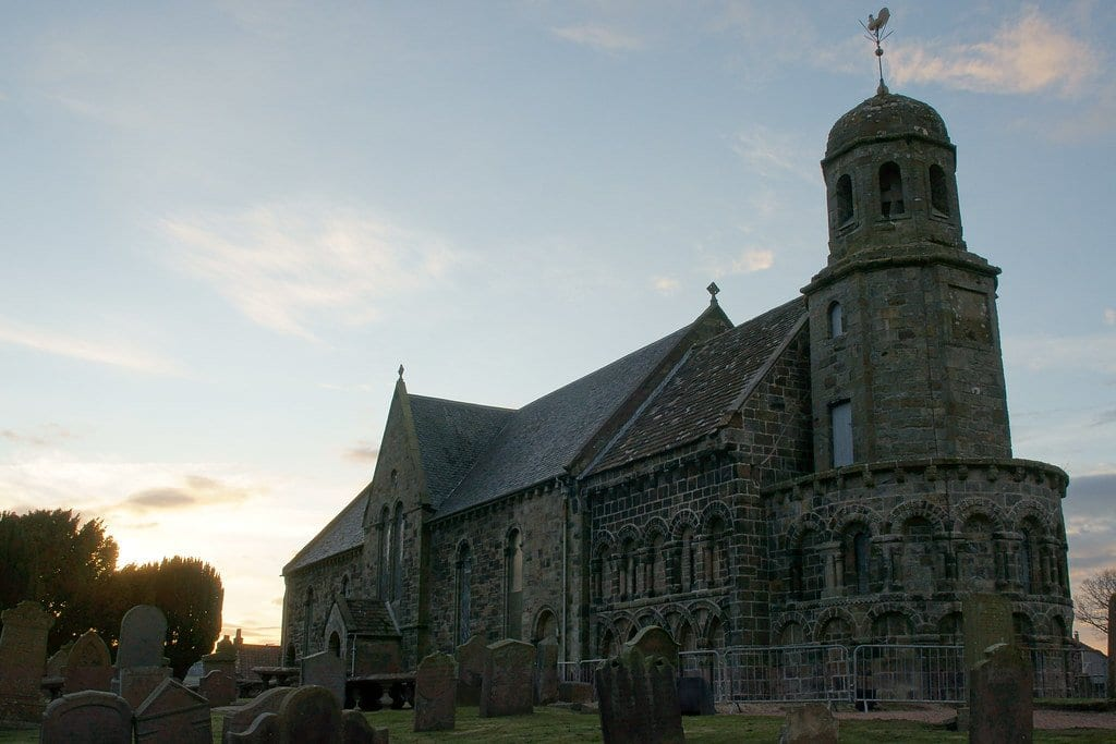 St Athernase Church - things to do in St Andrews
