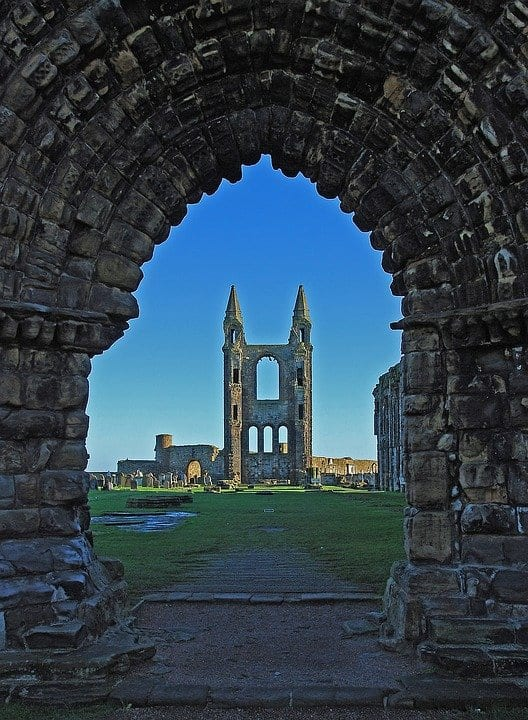 St Andrews Cathedral - things to do in st andrews