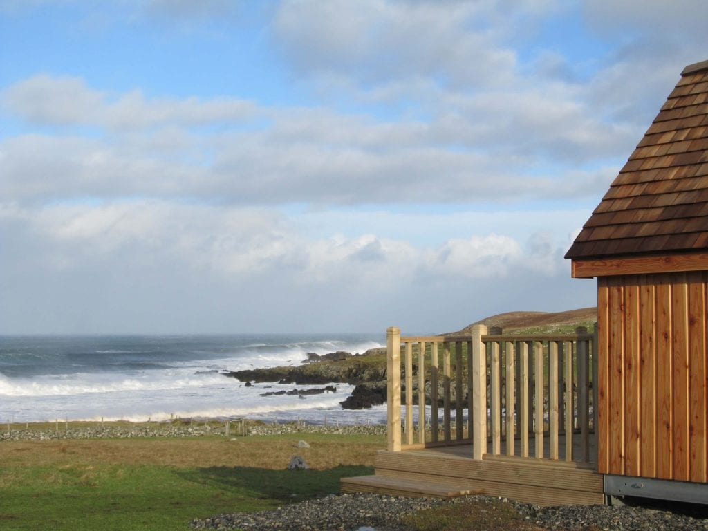 Hebridean Huts Glamping Pods