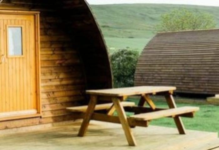 Hilly Cow Glamping Pods